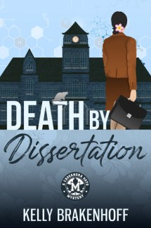 Death By Dissertation Blog Tour Review