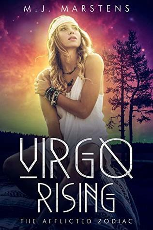 Virgo Rising: A Reverse Harem Fantasy Novel (The Afflicted Zodiac)