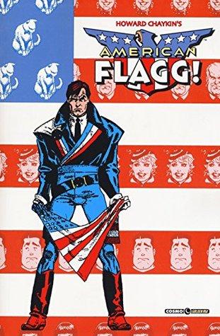 AMERICAN FLAGG #02 - AMERICAN
