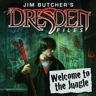 Jim Butcher's The Dresden Files: Welcome to the Jungle (Issues) (4 Book Series)