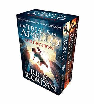 Trials of Apollo 3 Book Collection