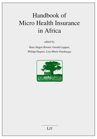 Handbook of Micro Health Insurance in Africa