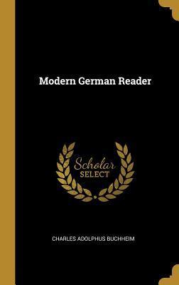 Modern German Reader