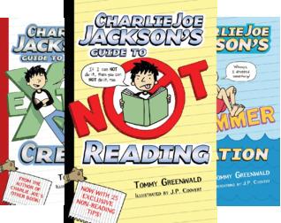 Charlie Joe Jackson Series (6 Book Series)