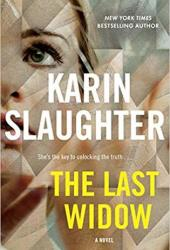The Last Widow (Will Trent, #9) Book