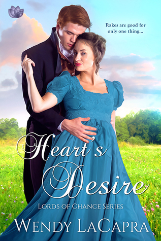 Heart's Desire (Lords of Chance, #2)