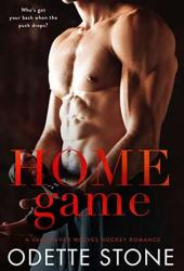Home Game (Vancouver Wolves Hockey, #2) Book