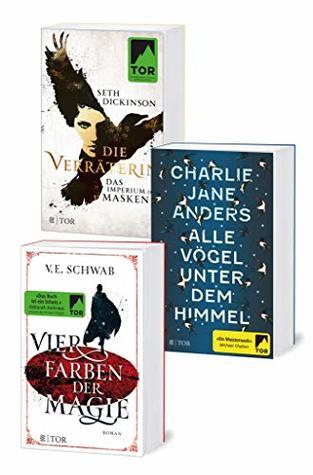 Starke Frauen - Das Fischer Tor Fantasy-Bundle: Alle Vögel unter dem Himmel / Die Verräterin / Vier Farben der Magie