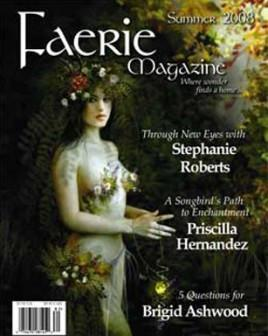 Faerie Magazine #14, Summer 2008