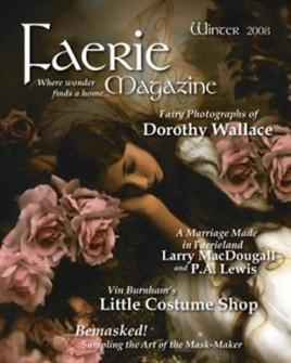 Faerie Magazine #16, Winter 2008