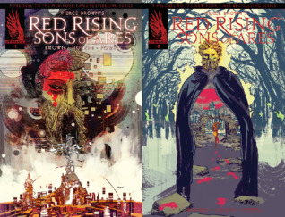 Pierce Brown's Red Rising: Sons Of Ares (Issues) (2 Book Series)