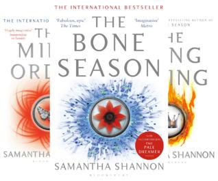 The Bone Season Series (3 Book Series)