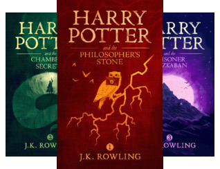 Harry Potter (8 Book Series)