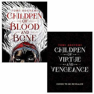 Children of blood and bone and virtue and vengeance 2 books collection set