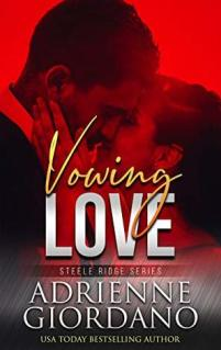 Vowing Love cover