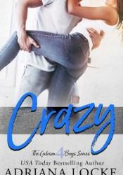 Crazy (The Gibson Boys, #4) Book by Adriana Locke