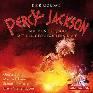 PERCY JACKSON - AUF.. - AUDIOB
