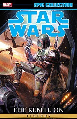 Star Wars Legends Epic Collection: The Rebellion, Vol. 3