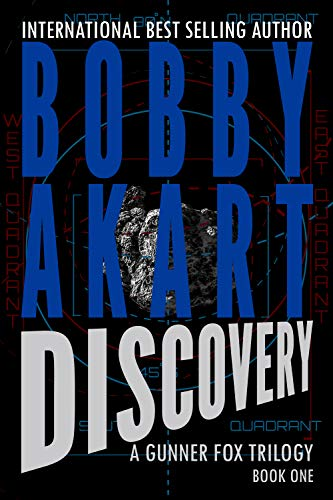 Asteroid Discovery (Gunner Fox Trilogy #1)