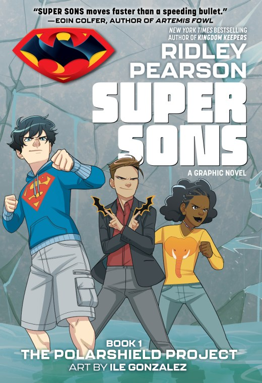 Super Sons: The Polarshield Project