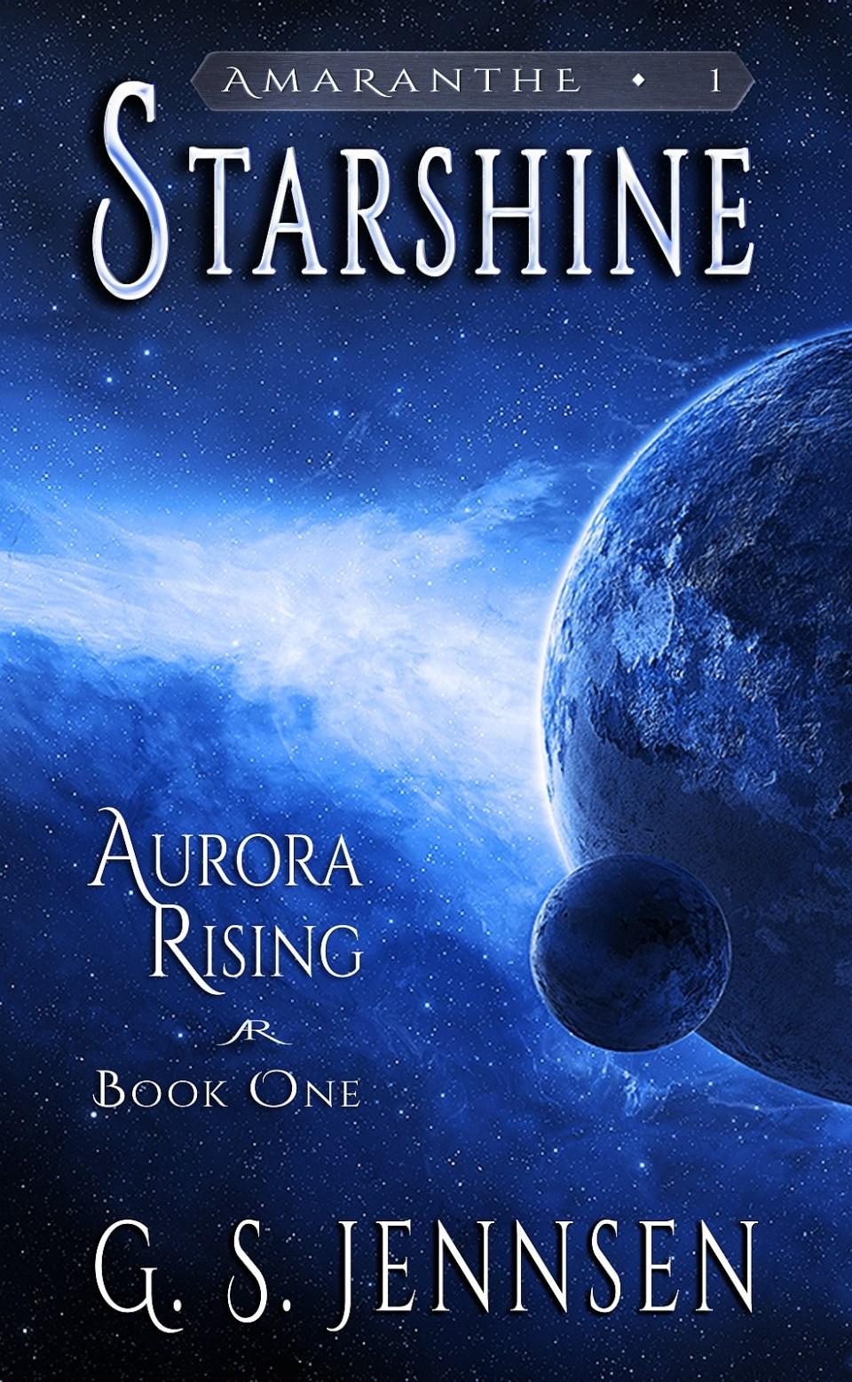 Starshine (Aurora Rising #1)