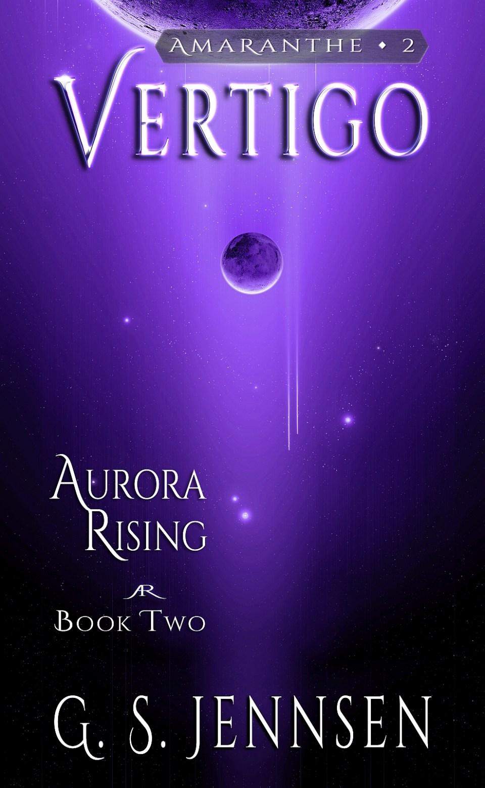 Vertigo (Aurora Rising #2)