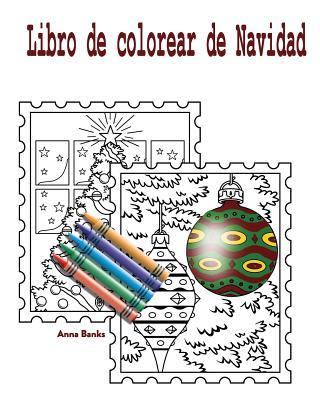 Libro de colorear de Navidad