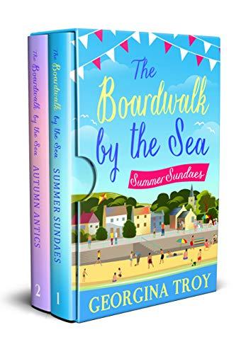 The Boardwalk by the Sea, Books 1 & 2 Boxset: Summer Sundaes & Autumn Antics