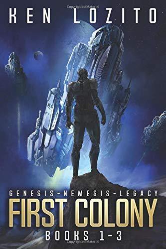 First Colony Books 1 - 3