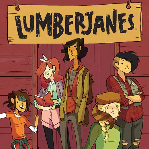 Lumberjanes (Collections) (12 Book Series)