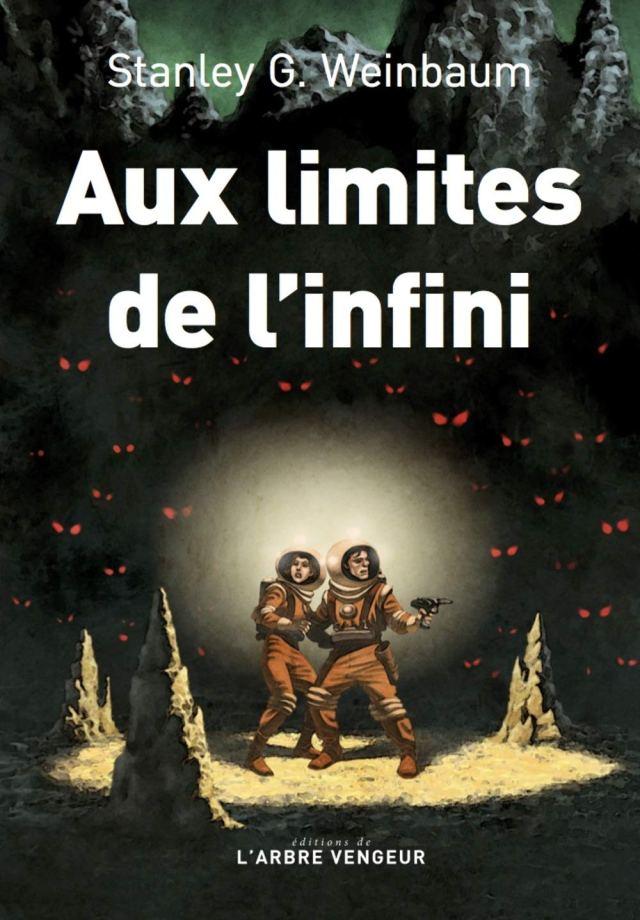 Aux limites de l'infini  : Et autres nouvelles choisies