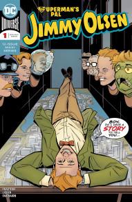 Superman's Pal Jimmy Olsen #1 (Superman's Pal Jimmy Olsen, #1)