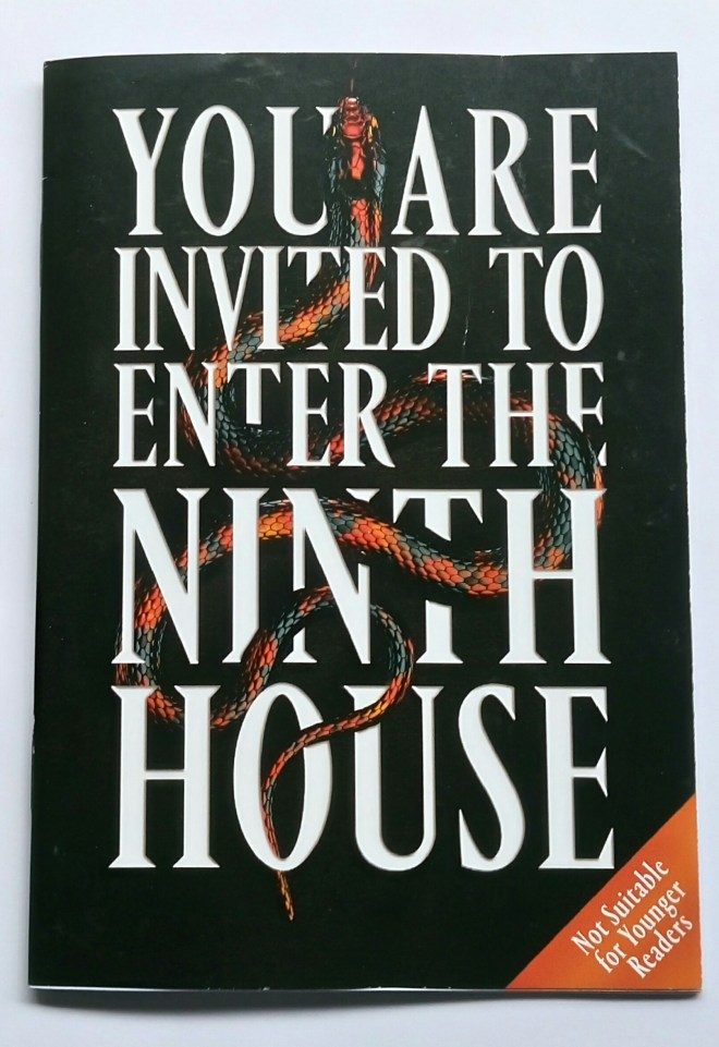 Ninth House Excerpt