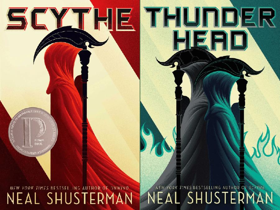 Arc of a Scythe (2 Book Series)
