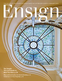 The Ensign, January 2018