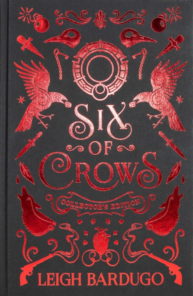 Six of Crows Collector's edition (Six of crows #1)