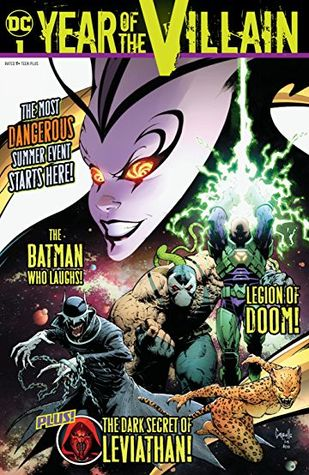 DC's Year of the Villain Special #1