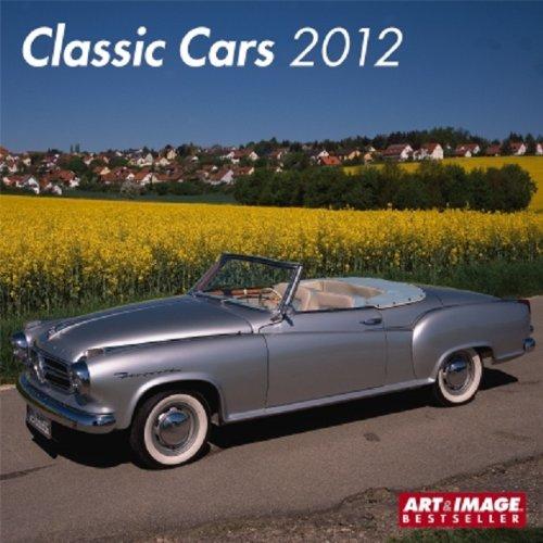 2012 A&I Classic Cars Grid Calendar