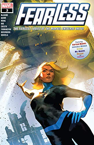 Fearless (2019) #3