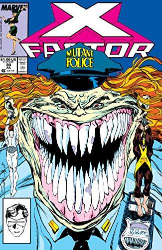 X-Factor (1986-1998) #30