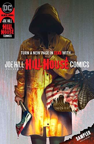 Hill House (2019-) Sampler (Digital Version) #1 (Basketful of Heads (2019-))