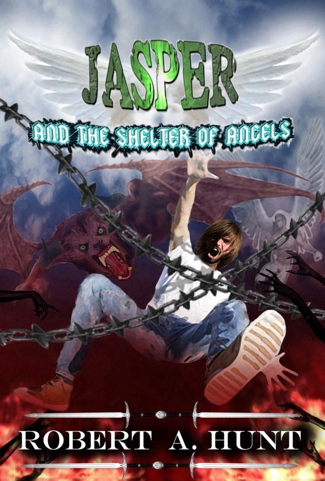 Jasper and the Shelter of Angels (Jasper, #1)