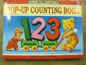 Pop-Up Counting Book - Edward Tall & Teddy Small