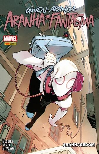 Gwen-Aranha: Aranha-Fantasma - Aranhagedom