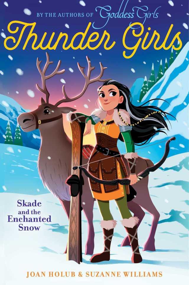 Skade and the Enchanted Snow (Thunder Girls #4)