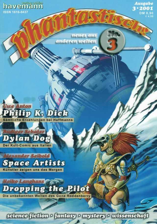 phantastisch! Ausgabe 3 (3/2001)
