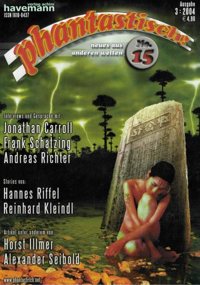 phantastisch! Ausgabe 15 (3/2004)