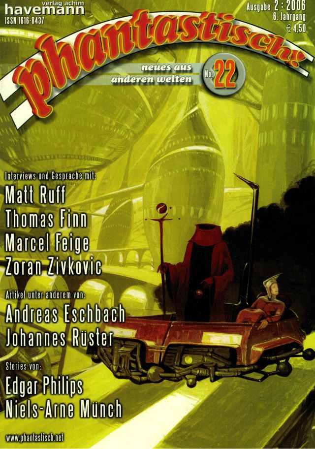 phantastisch! Ausgabe 22 (2/2006)