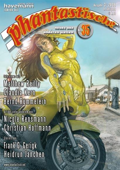 phantastisch! Ausgabe 35 (3/2009)