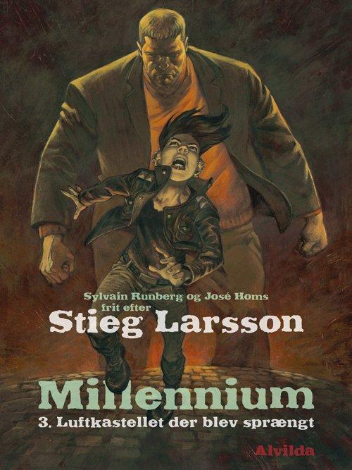 Millennium 3: Luftkastellet der blev sprængt